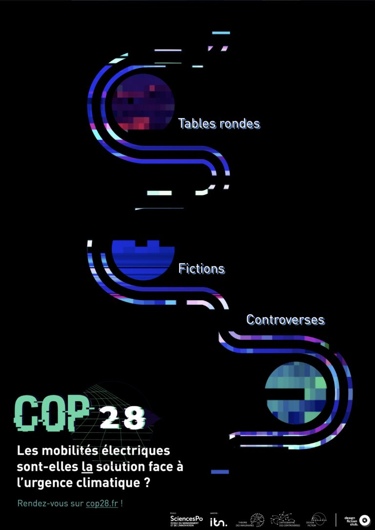 COP28: poster of the project